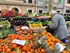 Wochenmarkt in Binissalem - mehr auf dem Blog!