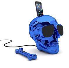 Jarre Aeroskull HD Bluetooth - уникален безжичен спийкър за мобилни устройства с Bluetooth, Lightning или с 3.5 мм аудио изход… www.Sim.bg
