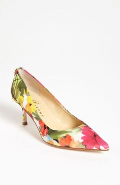 Ivanka Trump 'Indico' Pump (Exclusive Color) available at Nordstrom