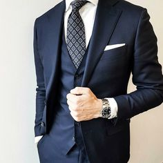 For the love of suit.