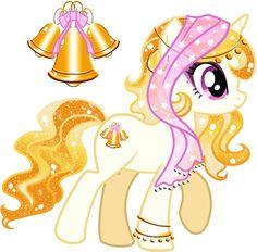 Bell Custom Pony by YukiAdoptablesPonies on DeviantArt