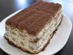 Tiramisu is a very popular Italian, coffee flavoured, layered dessert made with lady fingers and a creamy filling.& I& always made it a point to try tiramisu from various restaurants, banqu& Best Tiramisu Recipe, Homemade Tiramisu, Tiramisu Cake, Italian Desserts, Just Desserts, Delicious Desserts, Sweet Recipes, Cake Recipes, Dessert Recipes