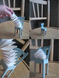 Ejectable Chair booklet