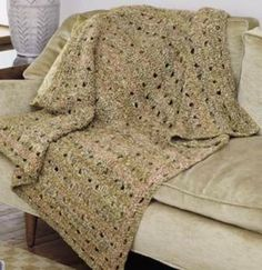 This one looks cozy too!  I might have to make one of these.