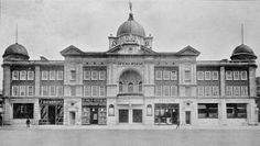 The Opera House c1903 soon after it was opened. Photo originally uploaded by Mick White.