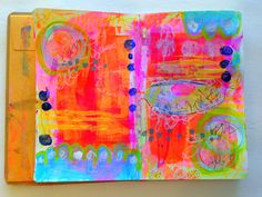 raemissigman - Blog - art stuff: 15 minutes of mixed media