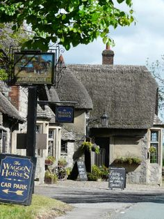 Wadworth, Wiltshire: This looks like the kind of place I would love to visit.