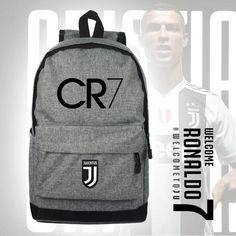 I Kick Like Ronaldo kit bag backpack ruck sack football school