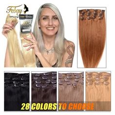 Brazilian virgin human hair extensions full head 70g 160g clip in aliexpress buy brazilian virgin hair clip in human hair extensions full head 70g pmusecretfo Choice Image