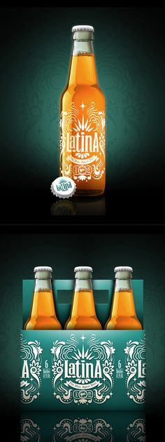 Amazing alternate look at a label for a basic glass bottled drink. very fine detail makes the bottle like complete.