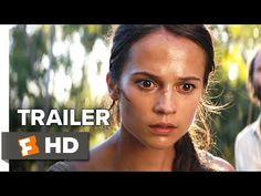 (8) Tomb Raider Trailer #2 (2018) | Movieclips Trailers - YouTube