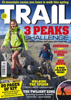 Trail magazine - Spring 2015 issue preview