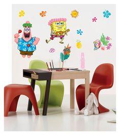 Çocuğunuzun hayran olduğu minik karakter Sünger Bob ile odasını daha eğlenceli hale getirebilirsiniz..   Ürüne ulaşabileceğiniz adres: http://www.artikeldeko.com.tr/sunger-bob-duvar-sticker-50x70-cm-10660  #dekor #dekoratif #artikeldeko #dekorasyon #evdekorasyonu #duvardekorasyonu #evdekorasyonfikirleri #dekorasyonfikirleri #sticker #duvarsticker #çocukodası #süngerbob #disney