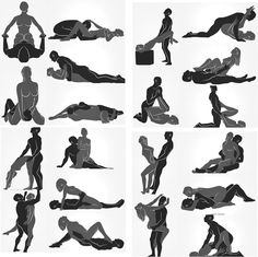 Sexual positions are in addition to the art of love [4]