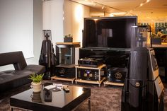 BASSOCONTINUO Reference Line model ACCORDEON XL4 and full MBL system in Seoul