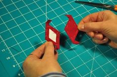 English Paper Piecing Instructions for using Diamonds