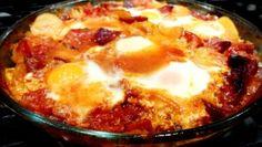 Gratin d'oeuf à l'Espagnol    http://www.signe-deco.org/article-gratin-d-oeufs-a-l-espagnole-105707718.html
