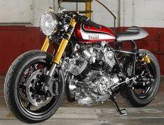 Bike Lust: Greg Hageman's Custom Yamaha Virago XV750