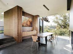 Oak Pass House by Walker Workshop (dining)