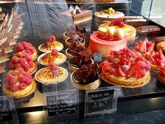 Food in Europe!