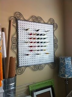 DIY Thread Board