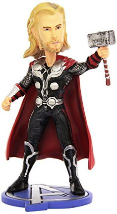 NECA Avengers Movie Thor Headknocker *** Find out more about the great product at the image link.