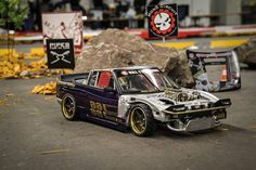 User Work : Van Thomazz RC-HP Drift Team Custom S13