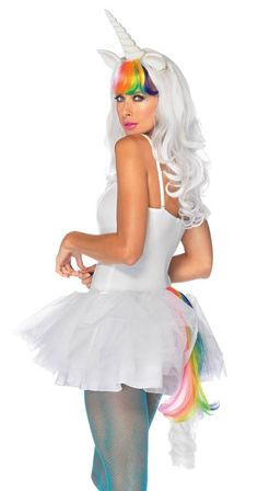 6 Chic and Trendy Halloween Costumes for Fashionistas: #2. Unicorn