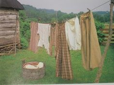 love the clothes line