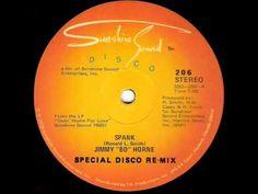 Jimmy Bo Horne - Spank (12 Disco Version) 1979