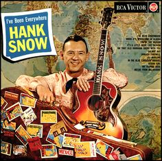 """I've Been Everywhere"" (1963, RCA) by Hank Snow.  (See: http://www.youtube.com/watch?v=W47c6w46Cgc)"