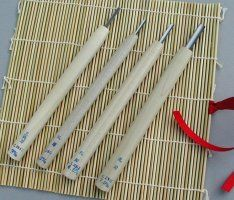 McClain's Printmaking Supplies - Namisei Moku Hanga To, Original Set of Four Tools Stencil Cutter, Printmaking Supplies, Carving Tools, Botanical Drawings, Woodblock Print, Design Crafts, Paper Cutting, Stencils, Arts And Crafts