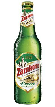 Zestaw piw Komes z jubileuszowym pokalem i Komesem ...