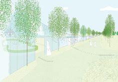 石上純也建築設計事務所 & MAKSが「Park Groot Vijversburg」のコンペで優勝|TOKYO DESIGN WEEK 東京デザインウィーク