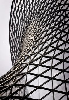 Triangular+geometries+creating+an+abstract+form+#Architecture+#Interior+Design+#Home