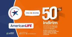 ING BANK Çalışanlarına Yabancı Dil Kursu İndirimi Dil, American Life, Roosevelt, Logos, Roosevelt Family, Logo, A Logo