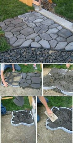 New Diy Garden Projects Budget Backyard Outdoor Ideas Ideas Backyard Projects, Outdoor Projects, Backyard Patio, Garden Projects, Backyard Landscaping, Home Projects, Landscaping Ideas, Diy Patio, Backyard Ideas Kids