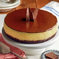 Dessert Recipes, Desserts, Sin Gluten, I Love Food, Cheesecakes, Easy Meals, Sweets, Chocolate, Cooking