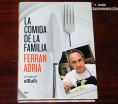 La comida de la familia, Ferrán Adrià y el equipo de elBulli