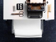 details composition desk