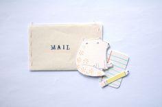 cute stationery from rhya