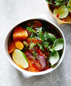 Sweet Potato Curry Recipe - Bon Appétit