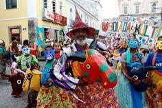 Carnival of Salvador, Brazil