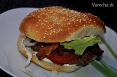 Hamburger (fotorecept) - Recept