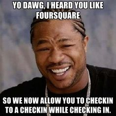 You should totally check-in with us on Foursquare:    #FindUs  https://zandoely.com