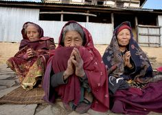 Women from a community in Nepal that benefits from UK aid by DFID - UK Department for International Development, via Flickr