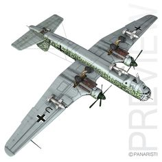 Heinkel - Greif - 100 Model available on Turbo Squid, the world's leading provider of digital models for visualization, films, television, and games. Luftwaffe, Aviation World, Aviation Art, Ww2 Aircraft, Military Aircraft, Fighting Plane, Heroes And Generals, Flying Boat, Model Airplanes