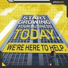 Start growing your business today. We're here to help. . . 📞 Call us 0917-300-0011   (034) 704-2341   (034) 446-6582 or  Visit 🌐 www.advercom.ph for more details. . . . .  #mastermarketing #advercom #marketing #vismin #OOH #marketingstretegies #largeformatgraphicsprinting #ledsignage #signages #designing #totalsolution #onestopsolution Signages, Growing Your Business, Ph, Branding, Social Media, Marketing, Prints, Design, Brand Management