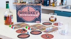 WHISKEY BUSINESS!   A Fun Strategic Tabletop Party Dice Game! on Kickstarter! WHISKEY BUSINESS! A new fun dice game from the makers of BREW HA HA! and READ BETWEEN THE WINES! This tabletop party game is top shelf!