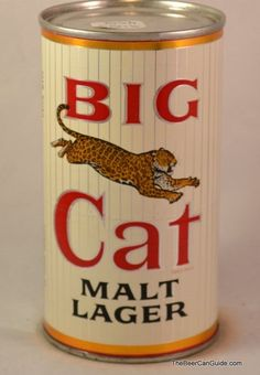 Big Cat Malt Lager
